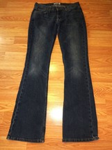AMERICAN EAGLE STRETCH DENIM BOOTCUT JEANS SIZE 0R - $17.41