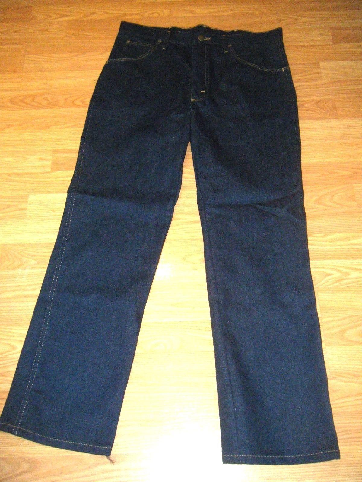 aa3fb872 Nwot Wrangler Mens Dk Denim Straight Leg J and 50 similar items