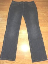 Faded Glory Classic Stretch Denim Straight Leg J EAN S Size 10 - $17.41