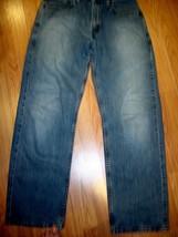 Levi's Mens Signature Loose Fit Cotton Denim J EAN S Size 29/31 - $17.41