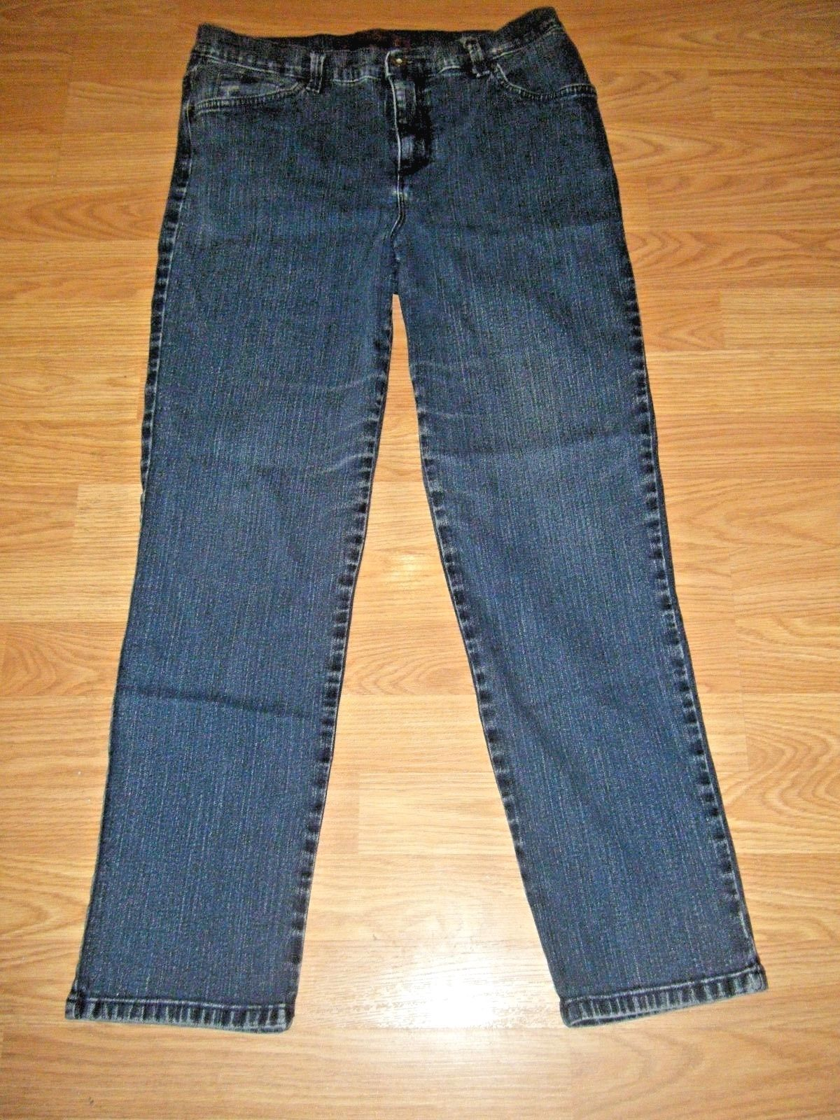 Gloria Vanderbilt Amanda Stretch Jean Heritage Fit Tapered Leg Size 8P 10P