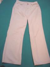 Tommy Hilfiger Stretch OFF-WHITE Cotton Pants Size 8 - $12.59