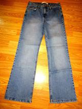 Faded Glory Kids Bootcut Stretch Denim J EAN S Size 16 26/27 1/2 - $15.47