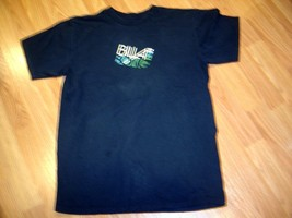 BILLABONG COTTON DK NAVY T-SHIRT SIZE M - $14.50