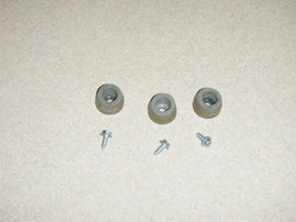 West Bend Bread Machine Parts Set of 3 Feet 41028 - $6.79