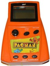 Pac-Man MGA Entertainment Handheld Game 2001 (Orange) - $9.89