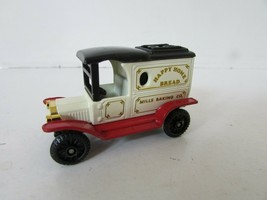 DIECAST 1977 TOMY TOMICA TYPE T FORD F11 1/60TH MILLS BAKING CO  JAPAN H2 - $7.79