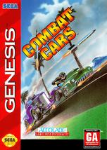 Combat Cars Sega Genesis Video Game - $3.97