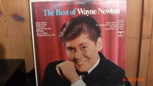 the best of wayne newton  vinyl  wayne newton