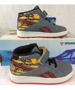 ReebokThe Lion Guard Court Mid AR1916 toddlers - $39.71