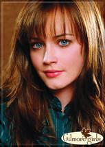 Gilmore Girls TV Series Rory Smiling Photo Refrigerator Magnet NEW UNUSED - $3.99