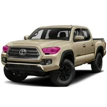 Paint Protection Film Clear PPF for Toyota Tacoma 2016-2020 Front Headlights - $69.25