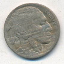 1917 BUFFALO NICKEL-EXCELLENT DETAIL-FULL HORN-LIGHTLY HANDLED-SHIPS FRE... - $13.95
