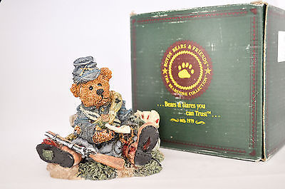 Boyds Bears: Union Jack Love Letters - Style# 2263 image 7