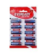 Eveready 10 battery pack of Multipurpose (915 AA R6) Blue Battery 1.5 V - $12.12
