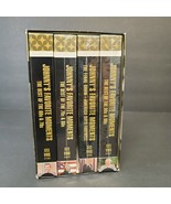 The Carson Collection 4 VHS Johnny's Favorite Moments (3 unopened 1 open) - $13.63