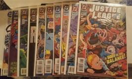 Justice league america #94, 95, 96, 97, 98, 99, 100, 101, 102, 103, - $18.50