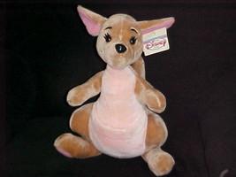 "16"" KANGA Plush Toy With Tags From Winnie The Pooh Disneyland - $56.09"