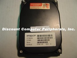 Conner CP30204 212MB 3.5IN IDE Drive 3 In stock Tested Good Free USA Shipping
