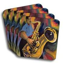 Big Bass Coasters (African American Coasters) - $19.53