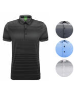 Hugo Boss Men's C-Janis Sport Cotton Regular Fit Polo Shirt T-shirt 50369676 - $84.79