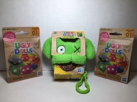 Hasbro Ugly Dolls OX To-Go Stuffed Plush Toy 5 inch tall + 2 Blind Packs - $13.99