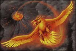 Haunted King Phoenix Egyptian Powerhouse Unlimited Power Wishes Me Desire - $57.78