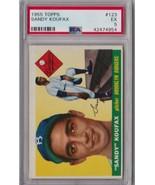 1955 Topps Sandy Koufax Rookie #123 PSA 5 P421 - $962.47