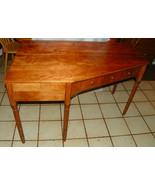 Maple Ethan Allen Mid Century Corner Desk - $599.00