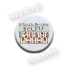 Row Needle Nanny needle minder cross stitch Hands On Design - $12.00