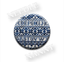Hands On Indigo Needle Nanny needle minder cros... - $12.00