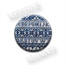 Hands On Indigo Needle Nanny needle minder cross stitch Hands On Design - $12.00