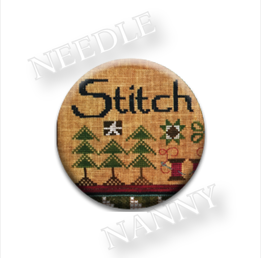 Primary image for Stitch Needle Nanny needle minder cross stitch Hands On Design