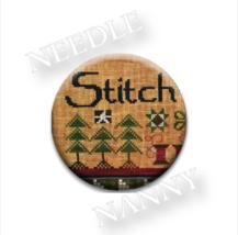 Stitch Needle Nanny needle minder cross stitch Hands On Design - $12.00