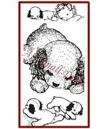 Vintage Pattern for a Sleepy Puppy - $5.99