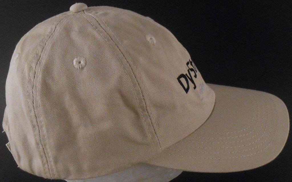 Dystar Shaping Success Textile Dyes Made in USA Strapback Cap Hat image 2