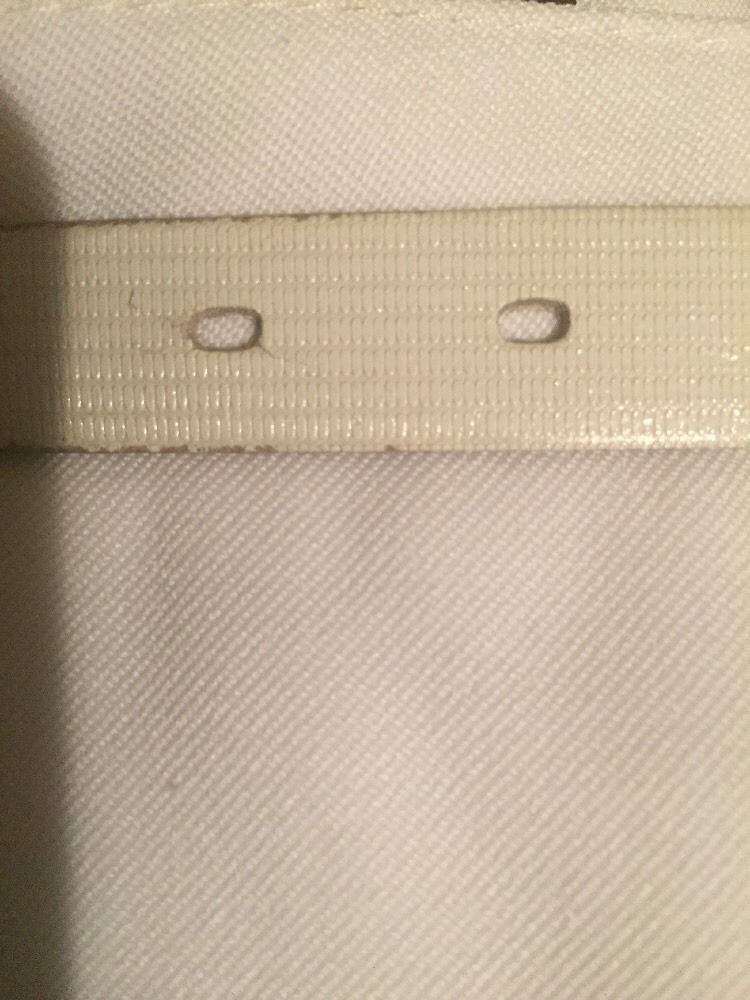 Vintage Long White Classy Skirt With Belt 28 Inch Waist Straight Career Work