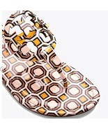 Tory Burch Miller Thongs Sandals OCTAGON Soft Patent Leather Flip Flop 9... - $139.00