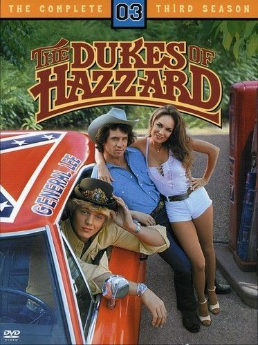 Dukes of Hazzard: The Complete Third Season 3 (DVD Set) TV Comedy Series New