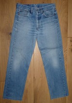 Vintage Levi 501 Jeans ~ W32 L29 (Measured) - $22.79