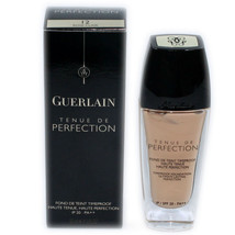 Guerlain Tenue De Perfection Timeproof Foundation SPF20-PA++ 30ML #12 NIB-G41540 - $51.98