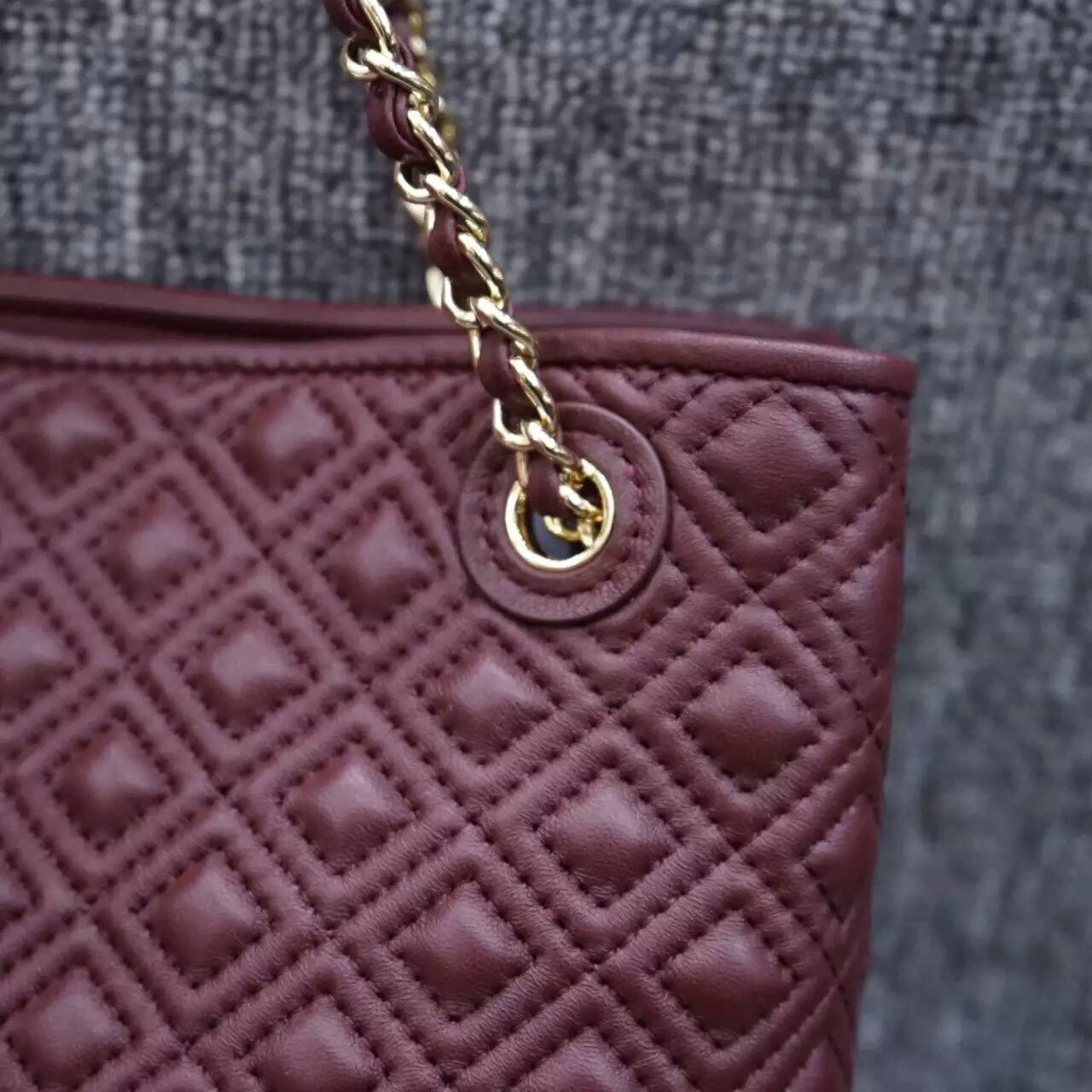 Tory Burch Marion Small Slouchy Tote