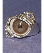 HAUNTED RING SILVER 1 GHOUL (CHOICE FEMALE & MA... - $299.99