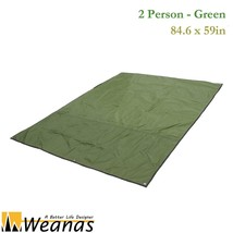 Weanas 2 Person Oxford Thicken Groundsheet Camp... - $13.85
