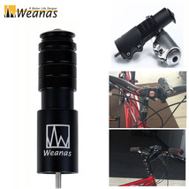 Weanas Bike Handlebar Fork Stem Extender Riser Head Adapter Aluminium 1-... - $12.98+