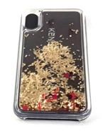 KENDALL + KYLIE Liquid Glitter Case for iPhone X - Heels, Hangers, Heart... - £8.12 GBP