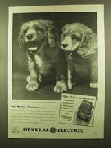 1945 General Electric Exposure Meter Ad - Better - $14.99