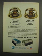1966 GM Parts Ad - Thermostat - $14.99