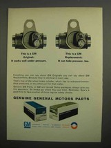 1966 GM Parts Ad - Wheel Brake Cylinder - $14.99