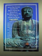 1996 Royal Caribbean Cruises Ad - Inner Peace - $14.99
